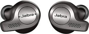Jabra Elite 65t Wireless Earbuds - Black, Titanium, Copper Black