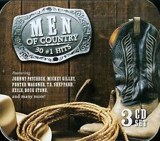 CD Men of Country 3 Disc TG Sheppard Faron Young Don Gibson Graham Brown