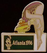 Diving Olympic Pin Badge ~ 1996 Atlanta ~ Women's