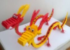 3D Origami Dragon- A Great Gift!