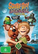 Scooby-Doo! Adventures - The Mystery Map DVD Region 4 (VG Condition)