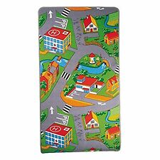 Boys Rugs Cars Garage Design Kids Rugs Playroom Rugs