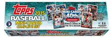 2015 Topps Mini Baseball - Pick A Player - Cards 461-701