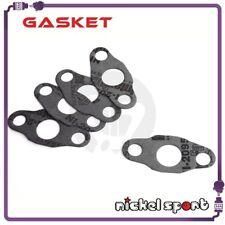 Garrett T2 T25 T28 TB25 TB28 TB02 TB22 K14 K16 Turbo Oil Drain Return Gasket Set