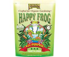 Fox Farm Happy Frog All Purpose Fertilizer 4 lbs Organic Plant Fertilizer