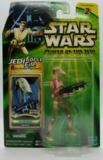 2000 Star Wars Power Of The Jedi Force File Collection 2 Security Battle Droid