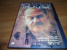 The Pledge (DVD, Widescreen 2001) Jack Nicholson, Robin Wright OOP