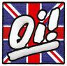 Parche bordado, borded patch, rock , metal -  Oi!, oi, punk, ska, Sex Pistols