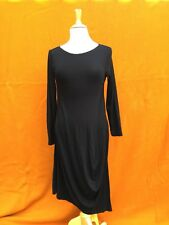 Von Troska black long sleeves dress, size Medium.