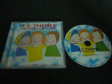 TV THEMES FOR AUSSIE & KIWI KIDS ULTRA RARE CD! PLAYSCHOOL ROMPER ROOM DR WHO