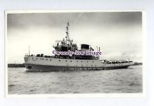 na5648 - Royal Navy Tug - HMT Agile - photograph by Wright & Logan