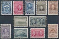 [58935] Honduras Airmail 1949 good set MNH Very Fine stamps