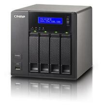 QNAP TS-419 PII 4 baies sans disque nas network attached storage new old stock!