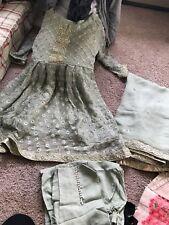 Pakistani Designer Zainab chotani's Replica gorgeous dress