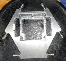 Flsun QQ / QQ-S Aluminum Effector Plate (complete) OEM + Bonus