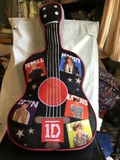One Direction ID Plush Guitar Pillow