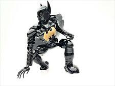 Batman Crouching Painted 30cm Figure Model Metal Art Productions Sculpture Scrap
