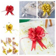 Creative Gift Pull Bows Birthday Christmas Holiday Ribbons Present Accessories