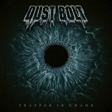 DUST BOLT - TRAPPED IN CHAOS   VINYL LP NEU