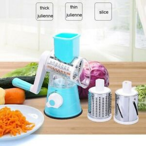 Vegetable Cutter Sumo Slicer with 3 Interchangeable Drums+Precision Peeler