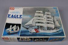 ZF930 Imai 1/350 maquette bateau B-931 Eagle Host ship of operation sail 3masted