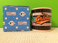 BALTIMORE ORIOLES ⚾️⚾️ COFFEE MUG CUP VINTAGE 1993 SPORTS IMPRESSIONS NEW IN BOX