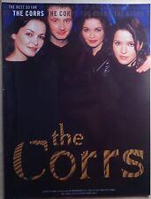 ) album partition THE CORRS  - 8 chansons - piano chant guitare