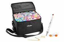 Ohuhu Marker Pen 200 Colorpen Set  For Comic With Blender Pen & Carrying Case