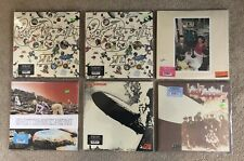 LED ZEPPELIN Vinyl LP Lot (Total of 6)  New/ Sealed Deluxe Versions