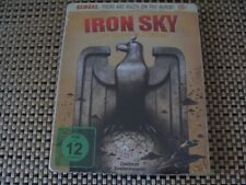 Blu Steel 4 U: Iron Sky Extended Limited Edition Steelbook German Release Sealed
