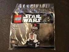 5x RARE Lego 40268 R3-m2 Star Wars Polybag