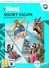 The Sims 4 Snowy Escape Expansion Pack PC