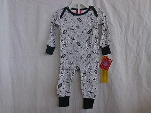 New York Jets 2 Pc Pajama Set - Infant Toddler Child (Ball & Star Design) NWT