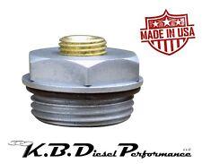 KBDP Air Intake / Grid Heater Delete Chevy GMC 6.6l Duramax 2001-2004 LB7