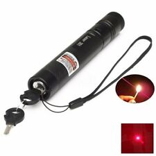10 Miles Professional 301 Focus 650nm 5mw Red Light Visible Beam Laser Pointer
