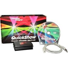 Laserworld PANGOLIN QuickShow Set V2.5 Lasersoftware USB Interface ILDA