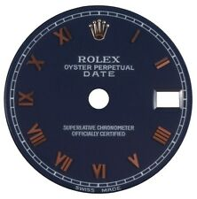 Factory Rolex Ladies Date Navy Blue Roman Dial-6917,69160,69174,79160,79174