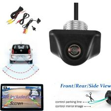 Universal Car Rear Forward Side View Parking Reverse Backup Camera Night Vision