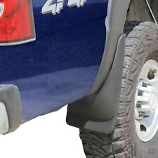 Silverado Sierra Mud Flaps 1999-2007 Mud Guards Splash Molded 2 Piece Set Rear