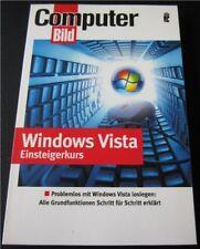 COMPUTER BILD Windows Vista Einsteigerkurs, 148 Seiten, 2007, TB