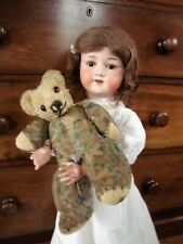 Beautiful antique doll from Armand Marcel 390/29 inches