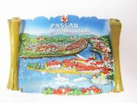 Passau Niederbayern Poly Magnet Germany Souvenir Deutschland ,Neu