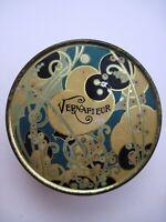 "Vintage Powder Tin ""Vernafleur"" - California Perfume Co.-""Can Made In U.S.A.""  *"