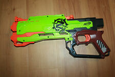 Nerf N-Strike Elite Zombie Green Crossfire Crossbow Dart Gun - Bow Removed