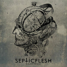 SEPTIC FLESH - ESOPTRON - CD SIGILLATO 2013 JEWELCASE