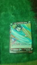 Fully Trained Son Gohan Dragon Ball Super Card Game