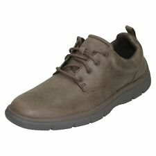 Mens Clarks Casual Lace Up Cloudsteppers Tunsil Lane