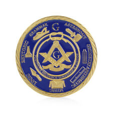 Masonic A Brotherhood of man Under Fatherhood of God Commemorative Coin Token
