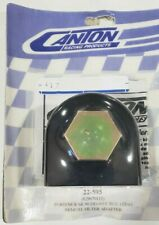 Canton Racing 22-595 Alum Remote Oil Filter Adapter For Ford and Mopar 90 Deg