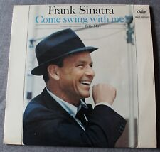 Frank Sinatra, come swing with me !, LP - 33 tours